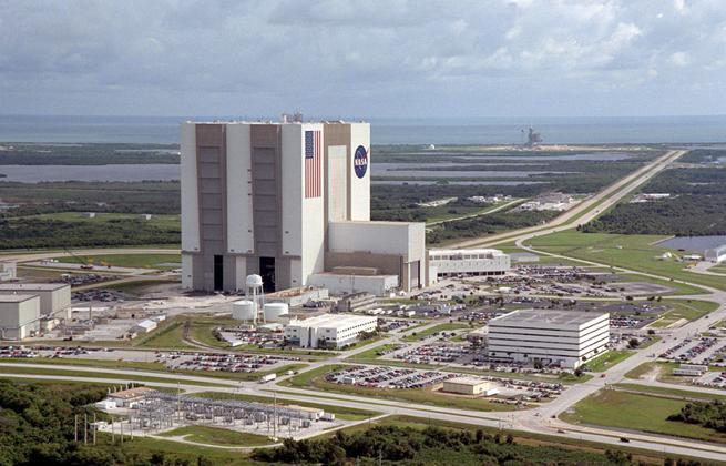 Kennedyho vesmírné středisko