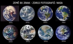 Země 8x jinak