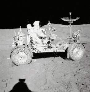 Apollo 15 - Lunar Rover