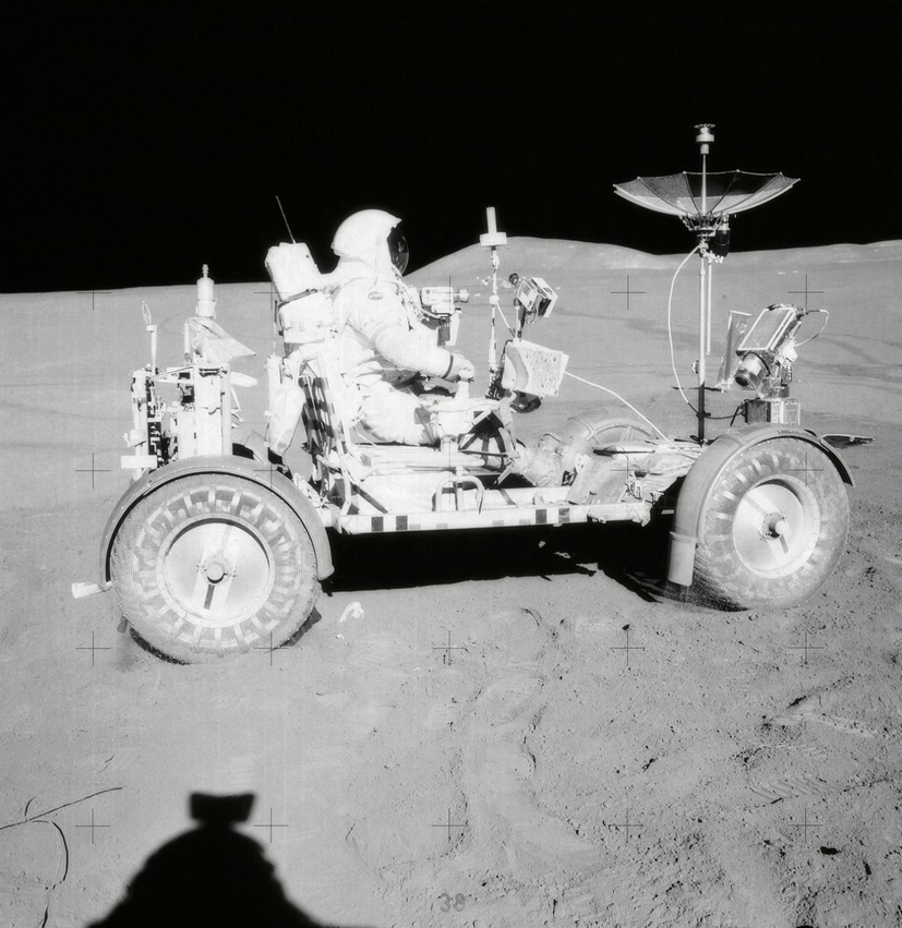Apollo 15 - Lunar Rover