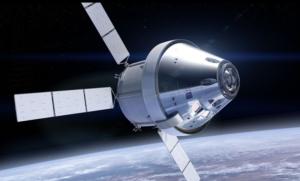 Orion s Evropským servisním modulem