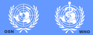 Logo OSN a WHO